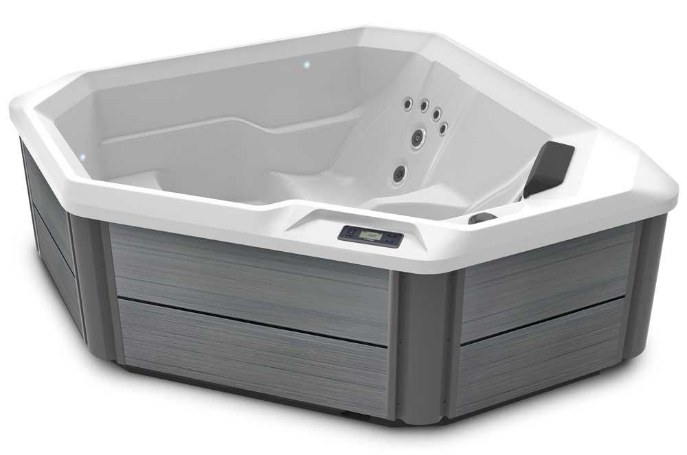 HotSpring Whirlpool Hot Spot Modell TX - Seitenansicht