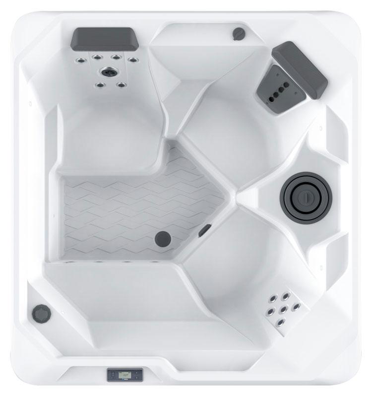 Outdoor Whirlpool Modell SX für 3 Personen